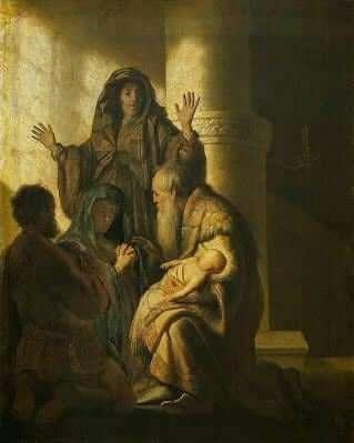 Simeon's Prophecy Catholic Daily Reflections