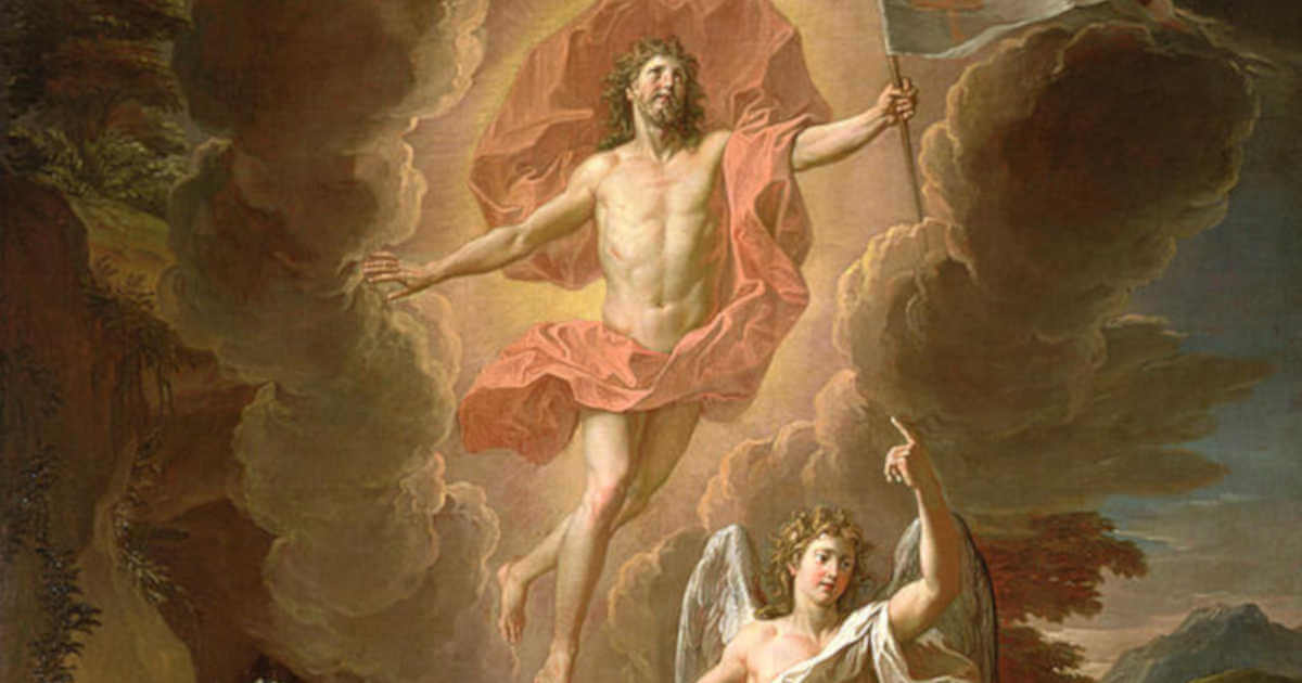 Happy Easter! - Catholic Daily Reflections